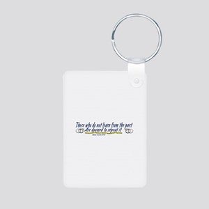 Minion 2012 Aluminum Photo Keychain